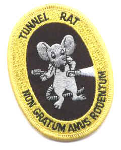 """Tunnel Rat"" in Vietnam War"