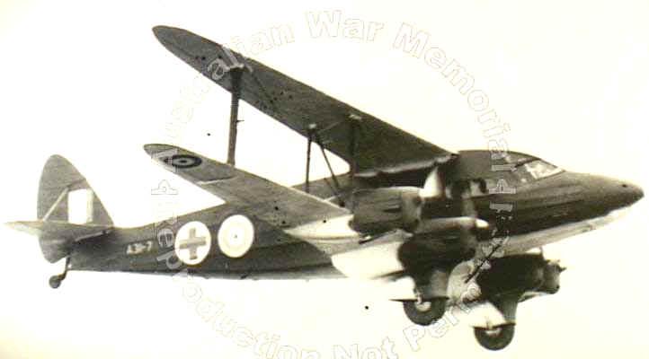 No. 1 Air Ambulance Unit RAAF