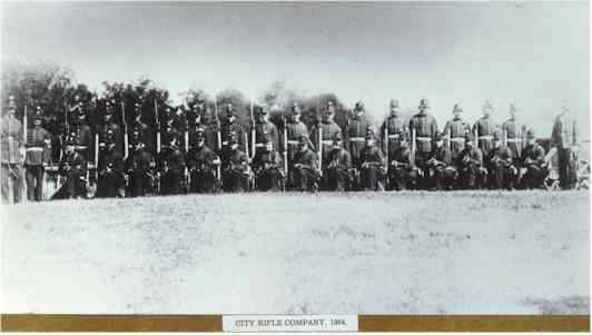 City Rifle Company 1864