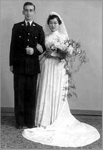 Something with the war bride story