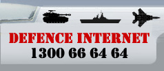 Click to visit Defence Internet