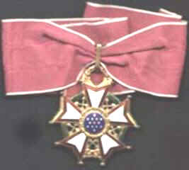 Commander of the Legion of Merit
