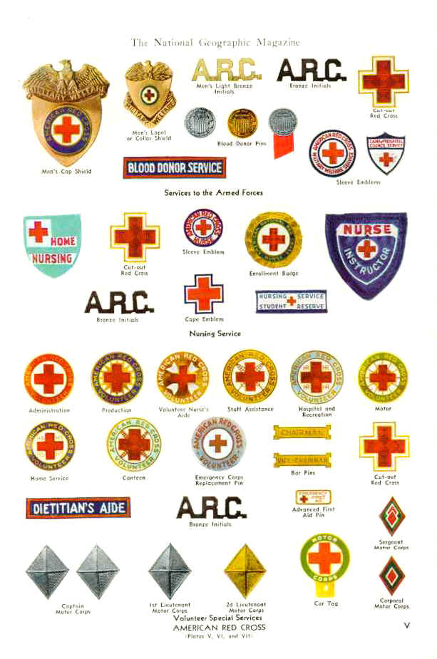 USA WW2 Unit patches & insignia