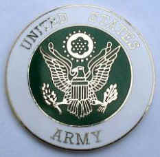 United States Army Emblem Badge