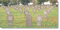 Maissemy Military Cemetery, Aisne, France (23,292 burials). (copyright www.greatwar.co.uk)