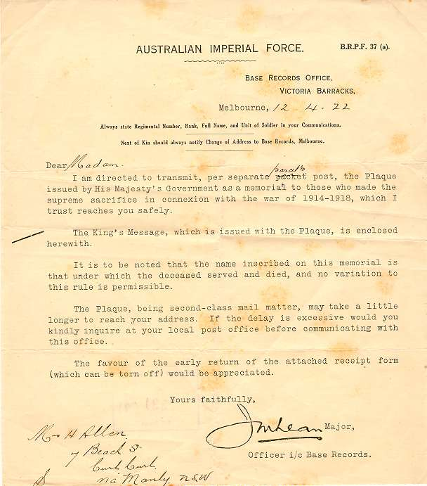 documents of the aif page 1
