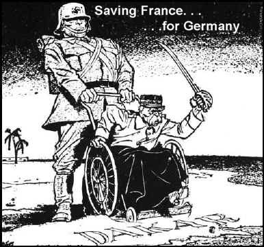 German military administration in occupied France during World War II