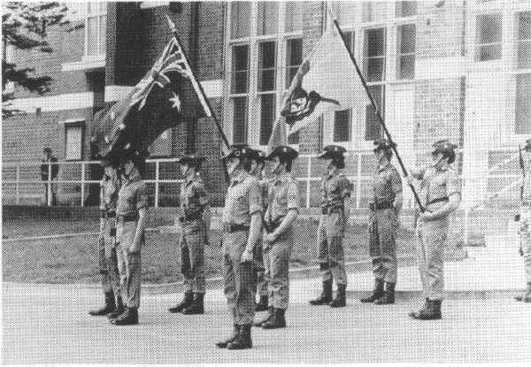The most famous event in Australian cadet history