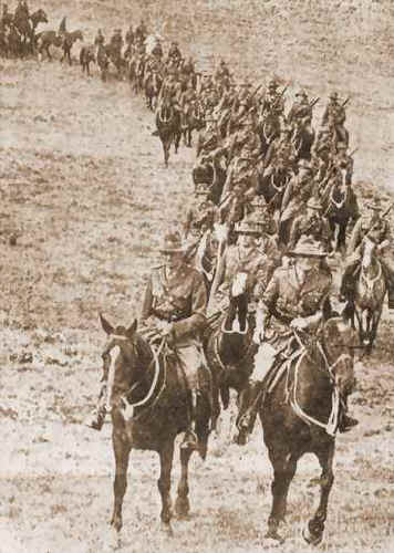 1st Mounted Division