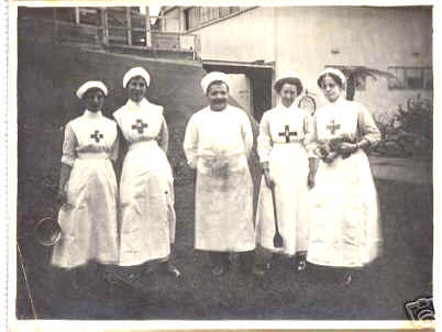 WW1; Mother Anzac and other WW1 nurses
