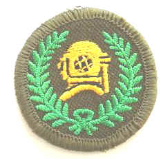 Royal NZ Engineers 2nd Patt Divers Patch