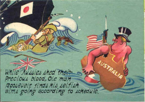 Japanese propaganda for at home and abroad