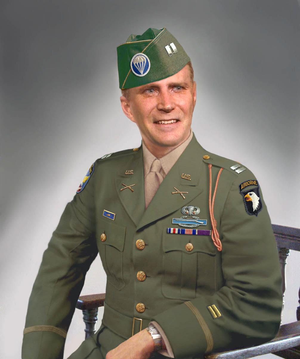 二战美军军服欣赏--