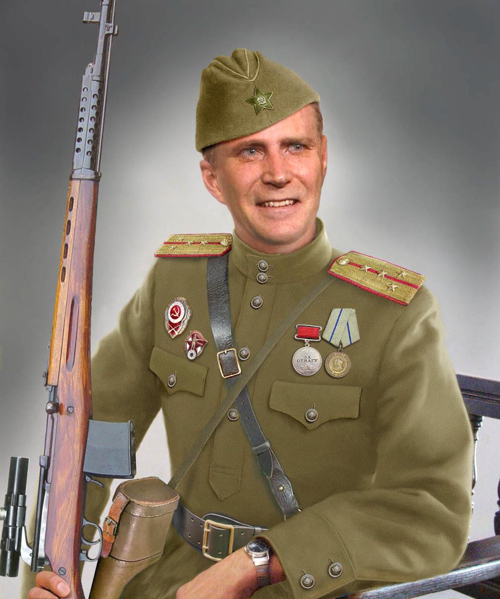 Униформа второй мировой войны 3 фотография