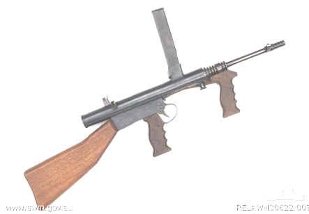 Submachine Gun Pictures. Owen Submachine Gun fifth