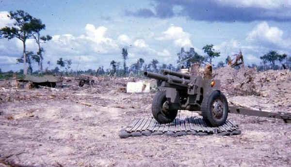 The Royal Regiment of Australian Artillery in Viet Nam