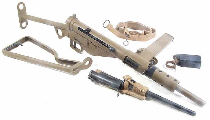 Canadian Shooter: Canada legal STEN?