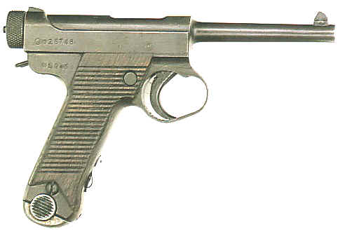 Pistol-image from diggerhistory.info